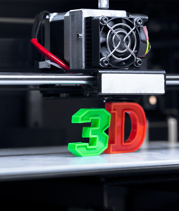 Infinity 3D Printing Facility